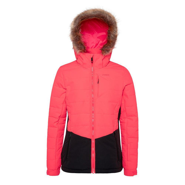 Protest Jackets X-Small / Pink Protest Ladies Fence Ski Jacket 8719947011506 6610692