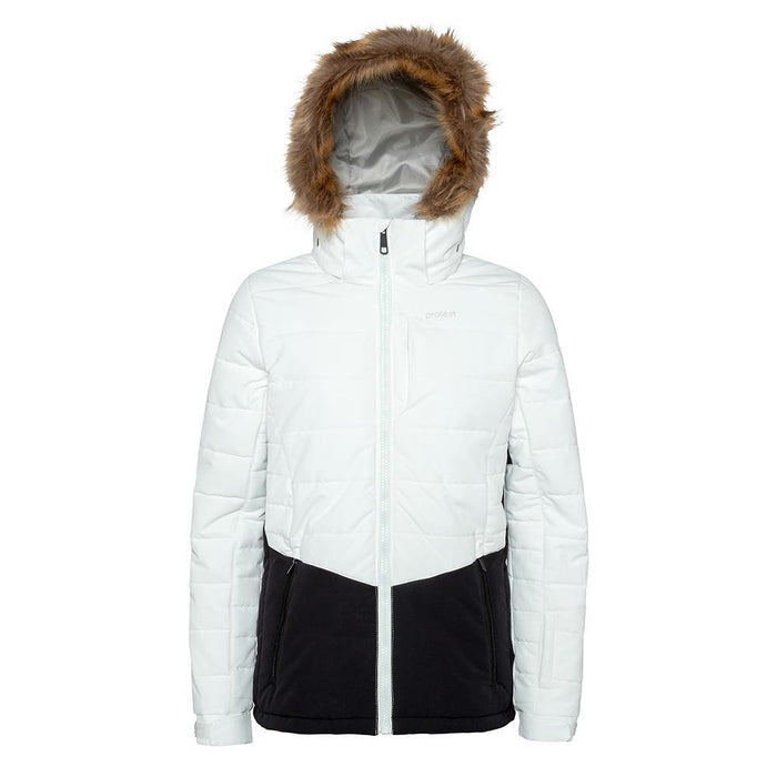 Protest Jackets X-Small / White Protest Ladies Fence Ski Jacket 8719947011445 6610692