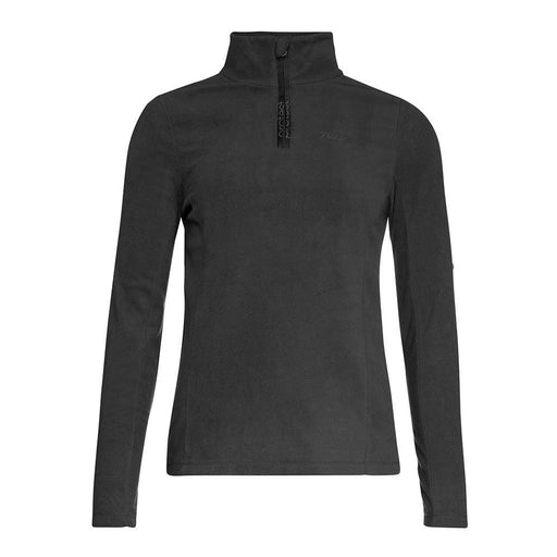 Protest Mid Layers Black / X-Small Protest Ladies Mutez 1/4 Zip Fleece Top 8719947107742 3693100