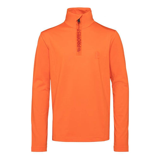 Protest Mid Layers Orange / 140cm Protest Kids Willowy 1/4 Zip Fleece 8718025988938 3810300