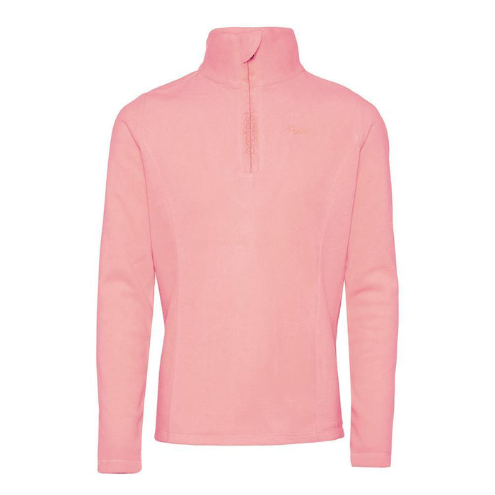Protest Mid Layers Think Pink / 128cm Protest Girls Mutey 1/4 Zip Top 8719947031047 3910300