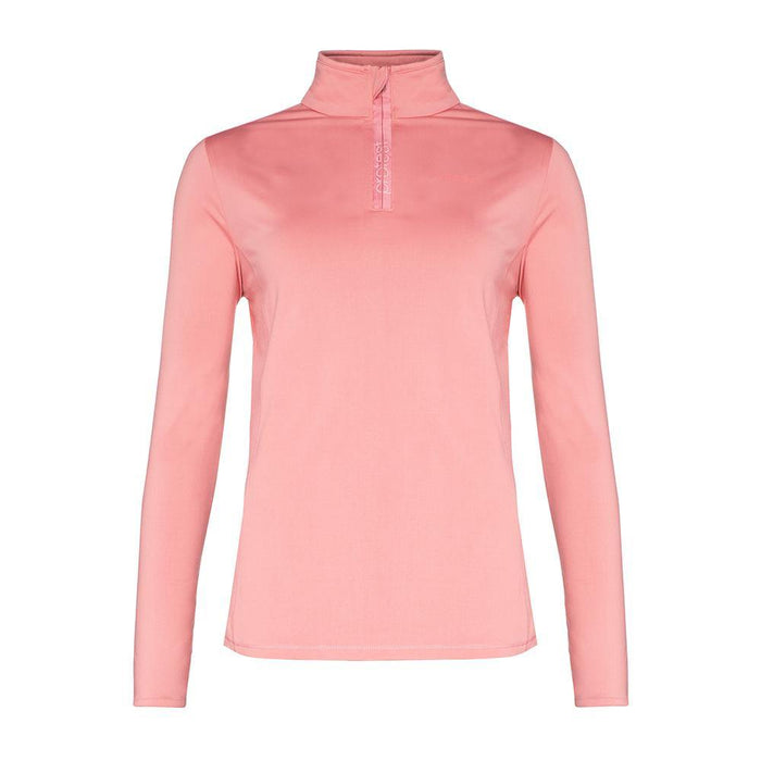 Protest Mid Layers Think Pink / X-Small Protest Ladies Fabriz 1/4 Zip Top 8719947107469 3693000