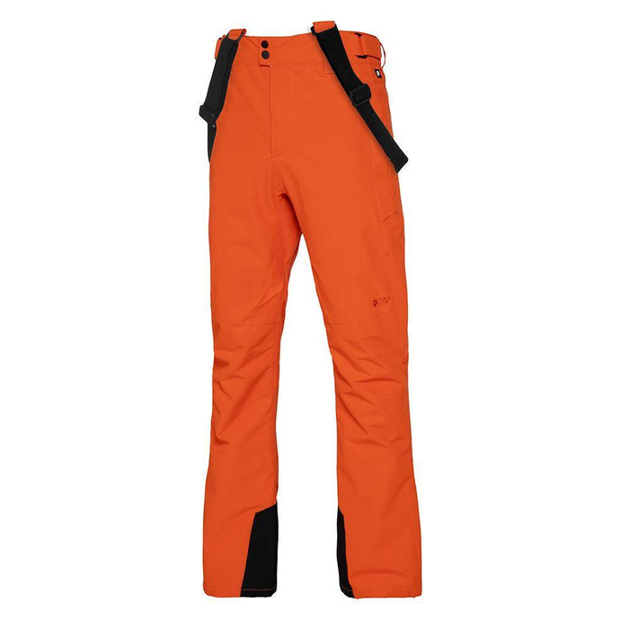 Protest Pants Orange / X-Small Protest Mens Oweny Ski Pants 8718025986811 4710400