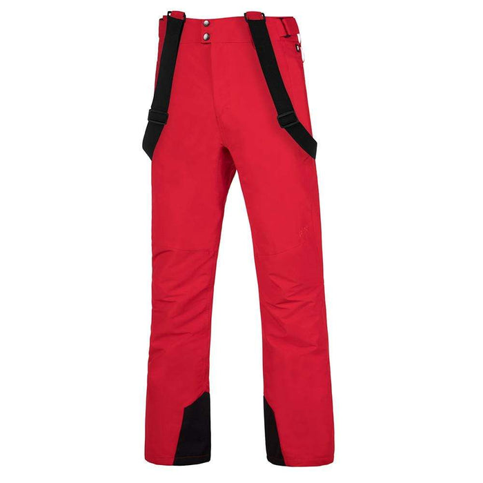 Protest Pants Red Burn / X-Small Protest Mens Oweny 18 Ski Pants 8718025686612 4710400
