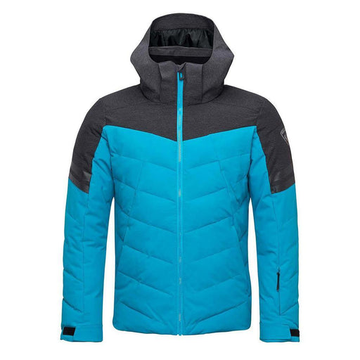 Rossignol Jackets Blue Jay / Medium Rossignol Rapide Mens Ski Jacket 3607682535980 RLHMJ24