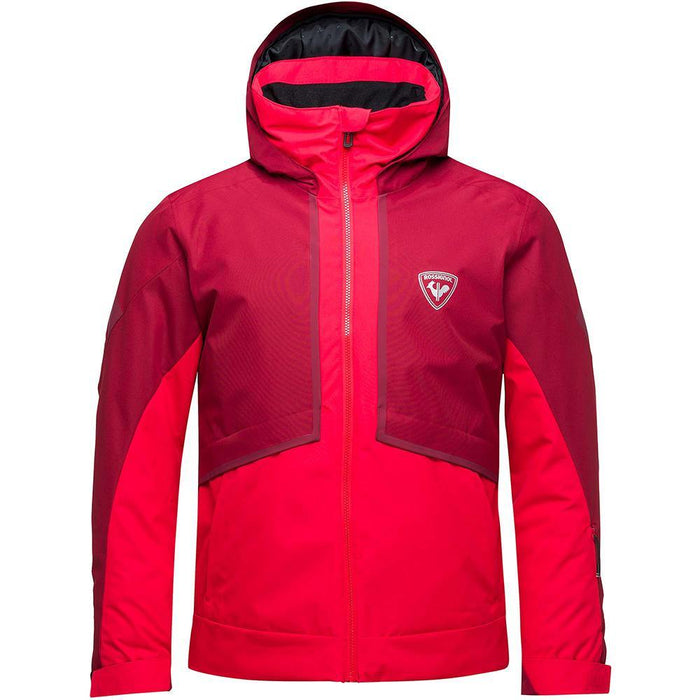 Rossignol Jackets Dark Red / Small Rossignol Masse Mens Ski Jacket 3607682954064 RLIMJ14