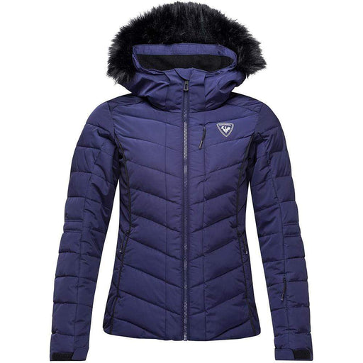 Rossignol Jackets Nocturne / X-Small Rossignol Rapide Pearly Ladies Ski Jacket 3607683130573 RLIWJ71