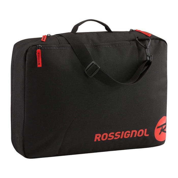 Rossignol Ski Boot Bags Black / 1 Pair Rossignol Dual Basic Boot Bag 3607682427308 RKHB200