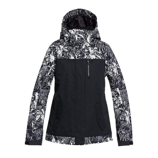 Roxy Jackets Black KVJ0 / X-Large Roxy Jetty Block Ski Jacket 3613375520652 ERJT-J03279