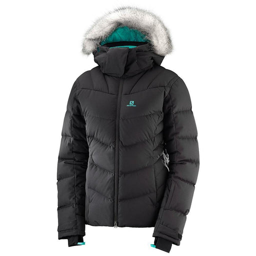 Salomon Jackets Black / X-Small Salomon IceTown Ladies Ski Jacket 889645709888 40351700