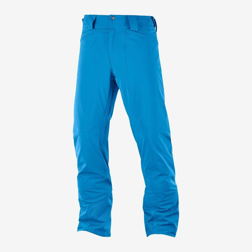 Salomon Pants Hawaiian Surf / X-Large Salomon Icemania Mens Ski Pant 17