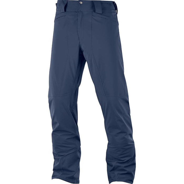 Salomon Pants Night Sky / Small Salomon IceMania Mens Ski Pant 889645738444 1004200