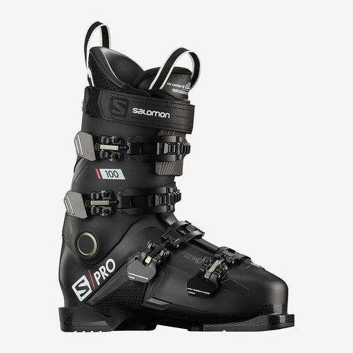 Salomon Ski Boots 24.5 / Black Salomon S/Pro 100 Ski Boot 889645994703 40873700