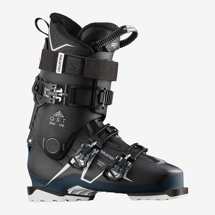 Salomon Ski Boots 25.5 / Black Salomon QST Pro 100 Ski Boot 889645658599 40553900