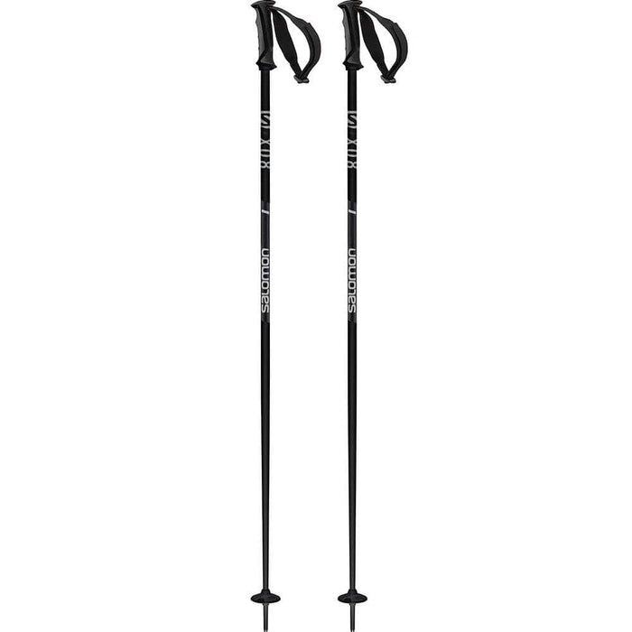 Salomon Ski Poles Black / 115 Salomon X 08 Ski Pole 889645987323 L40827000