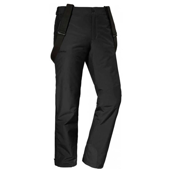Schoffel Pants 9990 Black / 34 Short Schoffel Bern 1 Mens Short Ski Pant 4060647835423 1022021
