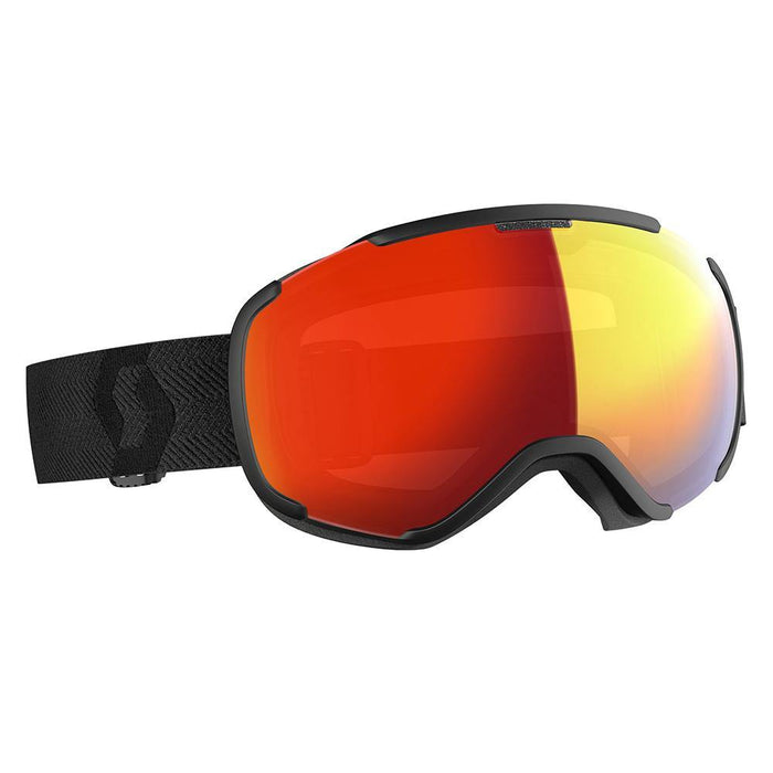 Scott Goggles Black / Enhancer Red Chrome Scott Faze II Ski Goggle 7613368576235 271816