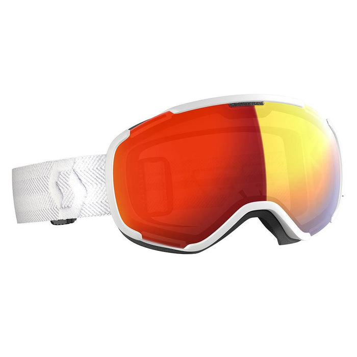 Scott Goggles White / Enhancer Red Chrome Scott Faze II Ski Goggle 7613368576242 271816