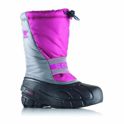 Sorel Apres Boots Verry Berry/Razzle / 37/ UK4 Sorel Youth Cub Winter Boots