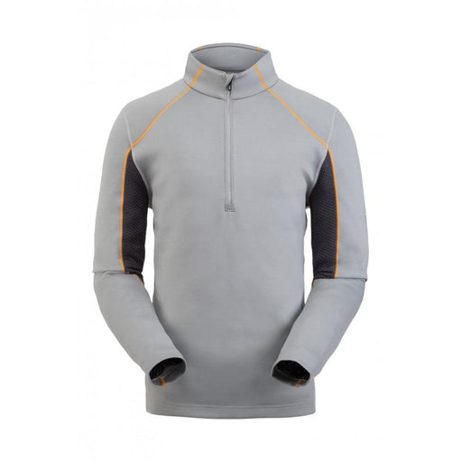 Spyder Mid Layers Alloy / Medium Spyder Mens Halcyon Zip T-Neck 192636009226 191258
