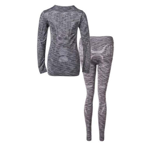 Whistler Base Layers Grey Melange / S / M Whistler Ballinger Ladies Thermal Set 5713313018925 W153259