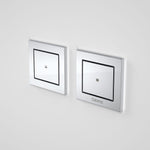 Invisi Series II® Rectangle Dual Flush Remote Buttons (Plastic)