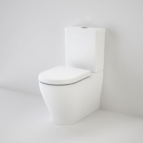 Luna Wall Faced Toilet Suite