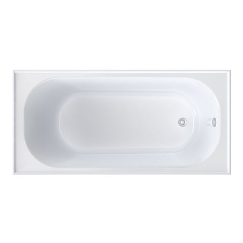 Round Bath 1525mm (with Overflow)