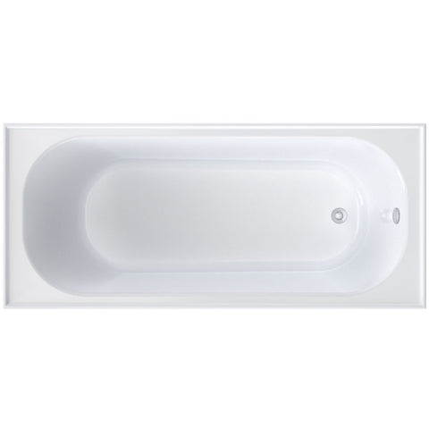 Round Bath 1675mm (with Overflow)