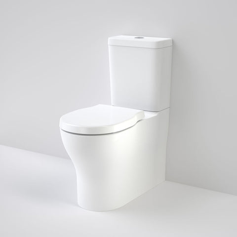 Opal Cleanflush Easy Height Wall Faced Close Coupled Suite