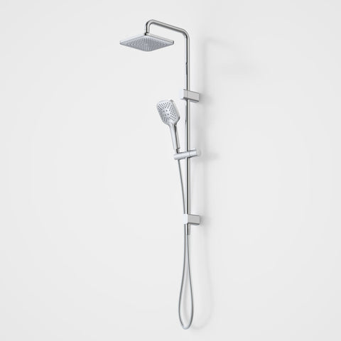Luna Multifunction Rail Shower with Overhead