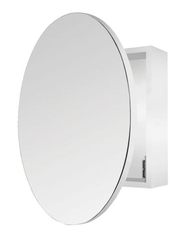 ASCR Mirror Cabinet with Round Door