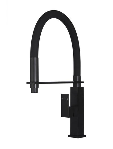 Square Flexible Kitchen Mixer Tap