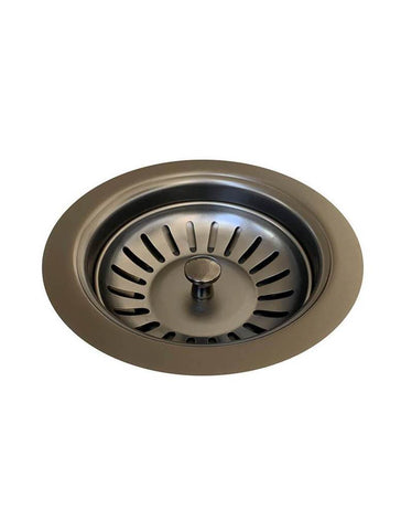 Sink Strainer And Waste Plug Basket With Stopper