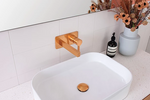 Martini Wall Basin Set