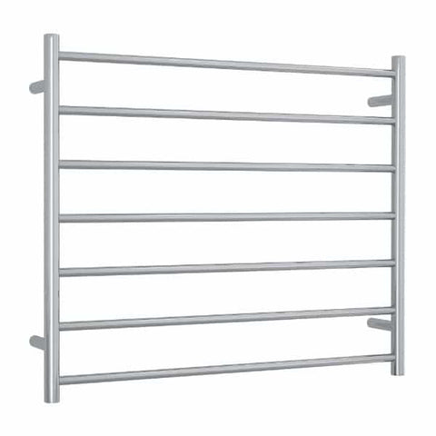 SR93M Straight Round Ladder Heated Towel Rail