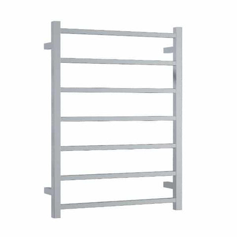 SS44M Straight Square Ladder Heated Towel Rail