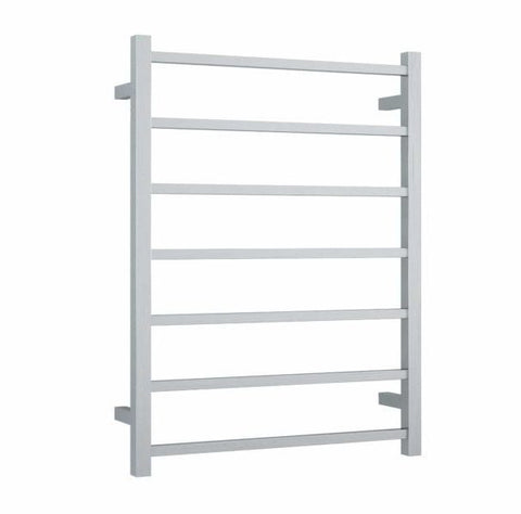 SSB44M Straight Square Ladder Heated Towel Rail