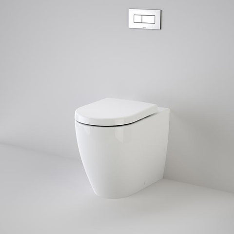 Urbane Cleanflush Wall Faced Invisi Series II Toilet Suite