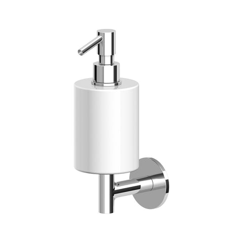 Pan Wall Mount Soap Dispenser
