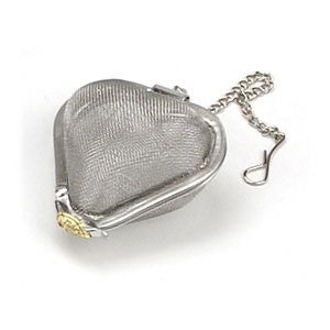 Mesh Tea Heart Infuser