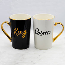 Load image into Gallery viewer, King & Queen Mug Set [PRE-ORDER]
