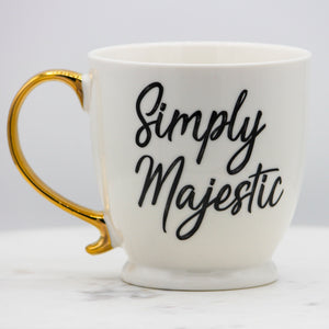 Simply Majestic Mug