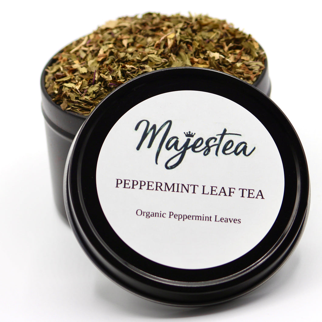 Peppermint Leaf Tea