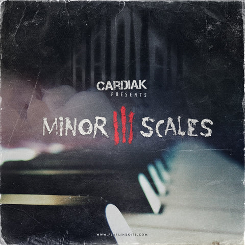 Cardiak Presents Minor Scales 3