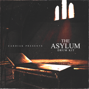 Cardiak Presents Asylum The Drumkit