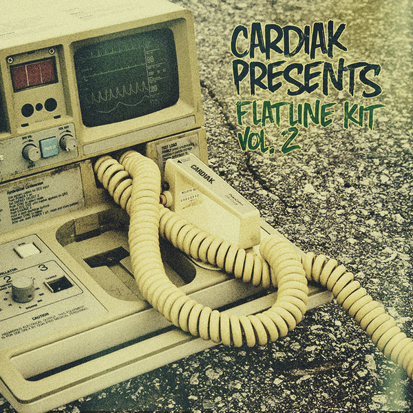 Cardiak Presents The Flatline Kit Vol 2