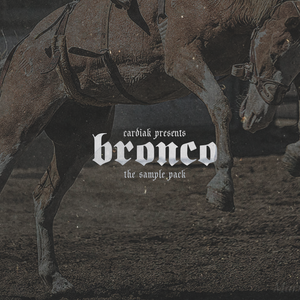 Cardiak Presents Bronco The Samples