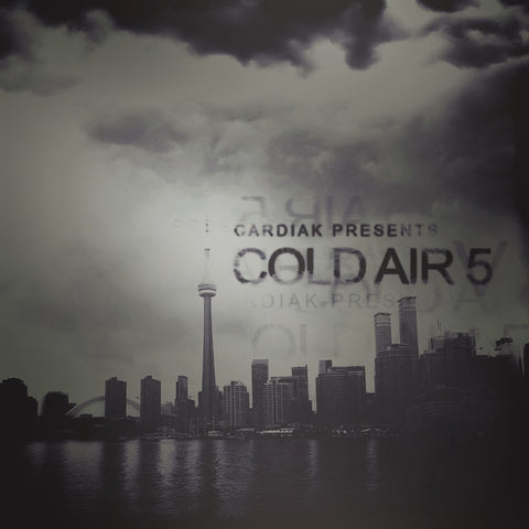 Cardiak Presents Cold Air Vol 5 The Sample Pack