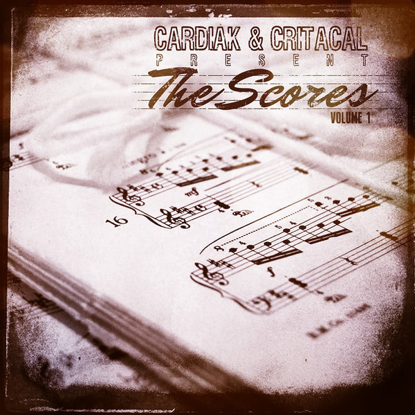 Cardiak & Critacal Presents The Scores Vol 1 Piano/String Loops